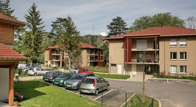 Varces-Allières-et-Risset Les Pavillions de Marjoéra(1)